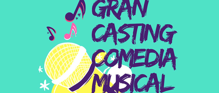 casting comedia musical